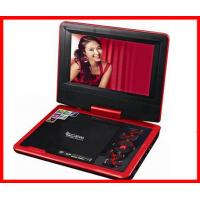 Buy cheap 1024 * 600 Pixels Rotatable Screen 9 Inch Portable DVD Player for Home Use product