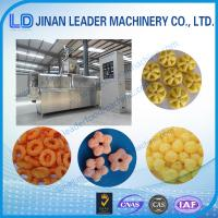 Buy cheap 100-150kg/h  stainless steel Puffed snack food processing machine from Wholesalers