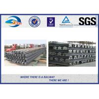 Buy cheap American Standard stainless steel rails 900A Material ASCE40 115RE from wholesalers