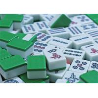 Buy cheap ABS / PVC Mahjong Cheating Devices Tiles With Infrared Marks For Mahjong Gambling from wholesalers