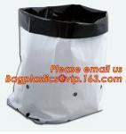 Buy cheap 5gallon Plastic nursery bag for growing and seedling,polyethylene black grow bags plastic plant pot seeding nursery bags from wholesalers