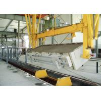 Buy cheap Sand Lime AAC Block Cutting Machine , AAC Block Tilting Hoister Machinery from wholesalers