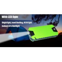 Buy cheap Slim Portable Battery Power Pack Jump Starter For Vehicles Car 20400mAh from wholesalers