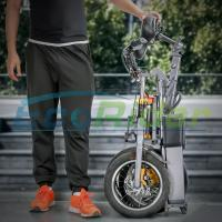 Buy cheap New Design Foldable Electric Scooter Three Wheels 48V 250W Folding Electric Bike from wholesalers