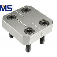 Buy cheap Locating Square Interlock Adjusting Block Steel Precision Tin Coated from wholesalers