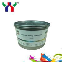 Buy cheap screen printing dielectrical ink for smartphone glass from wholesalers