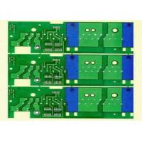 Buy cheap Double Layer standard copper thickness pcb standard pcb thickness fr4 from wholesalers