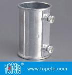 Buy cheap EMT Set Screw Coupling, Zinc / Aluminum , Electrical Conduit Fittings Zinc Coupling from wholesalers