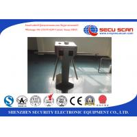 Buy cheap Metal Office Security Tripod Turnstile Hospital Access Control Turnstile from wholesalers