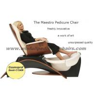 Buy cheap Maestro single Pipeless Foot SPA Pedicure Chair / Bench / Station from wholesalers