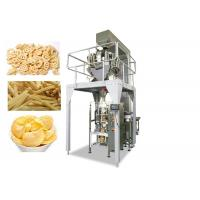 Buy cheap Multi-Function Small Scale Packaging Machine For Popcorn / Sugar / Crisps / Peanut product