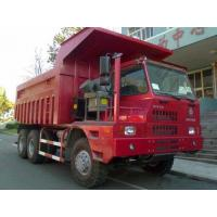 Buy cheap SINOTRUK HOWO 60T MINING TIPPER TRUCK from wholesalers