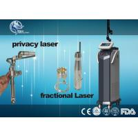 Buy cheap Skin tighting Fractional Co2 Laser Machine , fractional carbon dioxide laser beauty equipment from wholesalers