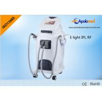 Buy cheap Anti agingE Light IPL RF machine with rf monopolar for skin lifting and tightening from wholesalers