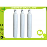Buy cheap 99.999% High Purity Neon Gases For Neon Vacuum Tubes , Cas 7440-59-7 from wholesalers