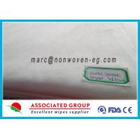 Buy cheap Non Woven Medical Fabric Wipes , Sanitary Pad Non Woven Wipes from wholesalers