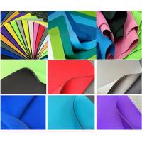 Buy cheap Environment SBR Neoprene , Smooth Skin SBR Rubber Sheet For Sports from wholesalers