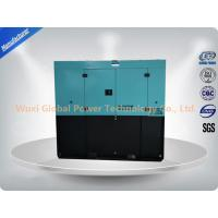 Buy cheap 30KVA Perkins Super Silent Diesel Generator Set for Telecommunication 3 Phase 50 Hz from wholesalers