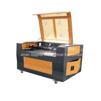 Buy cheap Batch Precision Fabric Embroidery logo Co2 Laser Cutting Machine with CCD Camera from wholesalers