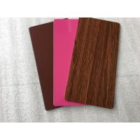 Buy cheap PVDF Paint Aluminum Insulated Sandwich Panels , Exterior Building Cladding from wholesalers