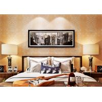 Buy cheap Custom European Style Wallpaper PVC Economic Modern Wall Covering from wholesalers