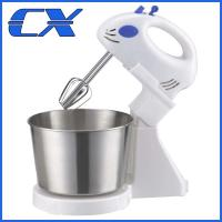 Buy cheap Hand mixer with stainless steel bowl, kitchen appliance, egg mixer, dough mixer from wholesalers