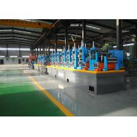 Buy cheap Carbon Steel Erw Tube Mill Line With Worm Gearing Adjustable from wholesalers