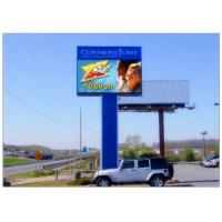 Buy cheap GIF Animation Picture Display Programmable LED Signs Outdoor RS232 1 / 4 Constant Current from wholesalers