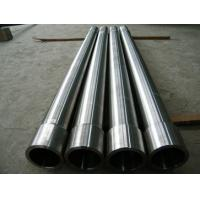 Buy cheap ti-6.5al-3.5mo-1.5zr-0.3si  TC11 BT9 machining best price Titanium tube for oil project from wholesalers
