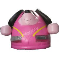 Buy cheap Small Commercial Inflatable Bounce House Business , Inflatable Bouncers from wholesalers
