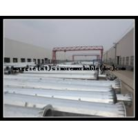 China steel poles ,power steel poles, electrical power poles, galvanized steel poles on sale