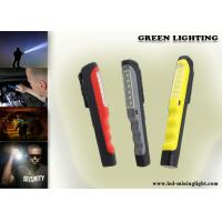 Buy cheap 6pcs SMD Pen Shape LED Flashlight Torch With Pen Clip / Rechargeable Battery from wholesalers