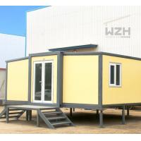 Buy cheap Quick build High Quality Expandable House 20ft Container Office from wholesalers