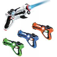 Buy cheap Laser Gun Set For Kids And Adults, Infrared Laser Tag Game For Boys & Girls (2 Blasters Included), Cool Blaster Sounds W from wholesalers