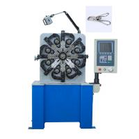 40mm CNC Spring Forming Machine Consists Of Cam Axis , Spring Maker Machine