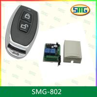Buy cheap Universal garage doors rf wireless micro transmitter and receiver SMG-802 from wholesalers