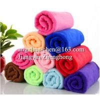Buy cheap beauty salon microfiber face bath towels bed sheets from wholesalers