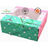 Buy cheap Cardboard Christmas Gift Packaging Boxes , Candy / Chocolate Packaging Boxes from wholesalers