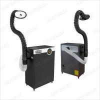 Buy cheap Constant Airflow Portable Fume Extractor Soldering Vector Control Technology Air Purifier from wholesalers