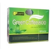 Buy cheap Leptin Green Coffee 800 Bean Extract  For Healthy Weight Loss Dieting Drink from wholesalers