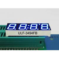 Buy cheap Wholesale Price Super Red 0.39 4 Digits 7 segments led numeric display with dots lighting from wholesalers