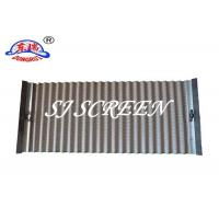 Buy cheap High Efficiency Filter Shale Shaker Screen Stainless Steel Mesh SS304 ,SS316 from wholesalers