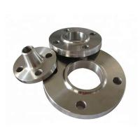 Buy cheap Plate Stainless Carbon Steel Plate Flanges , Car Accessories Exhaust Pipe Flange from wholesalers