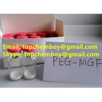 Buy cheap Pure Chemical Raw Materials Peg Mgf Peptide Freeze Dried Powder For Human Growth from wholesalers