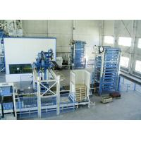Buy cheap Sound Insulation AAC Block Machine , Concrete / Fly Ash Block Making Machine from wholesalers
