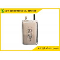 Buy cheap Thin flexible lithium battery 4000mah 3.0v ultra thin cell CP903450 primary lithium battery from wholesalers