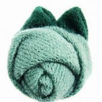 Buy cheap Crochet Applique Patch for Garment Decorations, Fashionable Accessories, Handmade from wholesalers