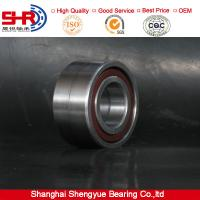 Buy cheap 7307 BEP Plastic Cage Angular Contact Ball Bearing for machinery from wholesalers