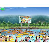 Buy cheap P16 waterproof Advertising LED Screens billboard with High Resolution from wholesalers