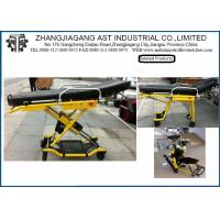 Buy cheap Foldable Ambulance Stretcher Sofa Automatic With Mattress Legs from wholesalers